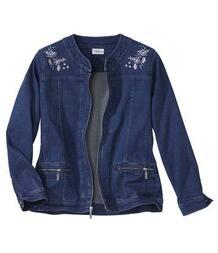 Куртка из Денима с Вышивкой AFM 2757183