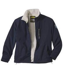 Куртка из Микрофибры с Подкладкой из Шерпы AFM 985110
