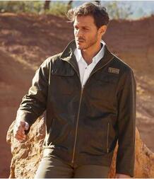 Куртка из Искусственной Замши AFM 2470087