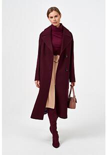 Классическое пальто с поясом Синар 370910