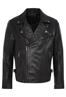 Косуха из натуральной кожи Urban Fashion for Men 371741