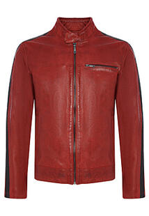 Куртка из натуральной кожи Jorg Weber 371747