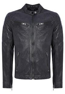 Куртка из натуральной кожи Jorg Weber 371744