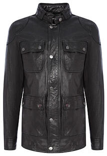 Куртка из натуральной кожи Jorg Weber 371538
