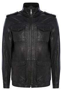 Куртка из натуральной кожи Jorg Weber 371540