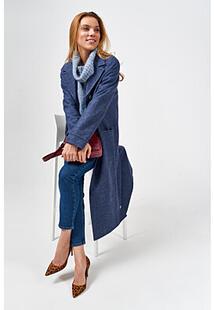 Удлиненное пальто Синар 370912
