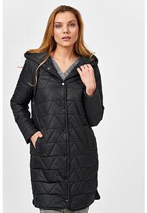 Удлиненная стеганая куртка с капюшоном Снежная Королева collection 369308