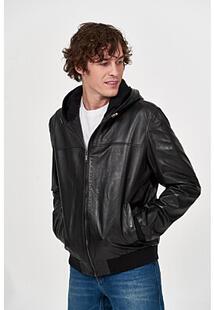 Куртка из натуральной кожи Urban Fashion for Men 367434