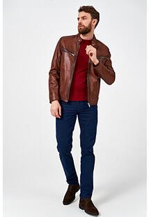 Куртка из натуральной кожи Jorg Weber 368446