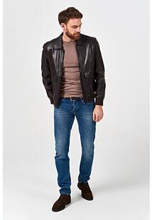 Куртка из натуральной кожи Jorg Weber 368445