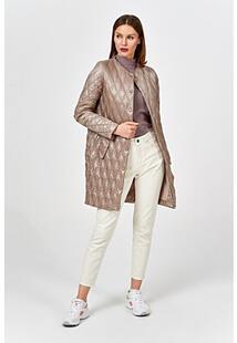 Удлиненная куртка на синтепоне Снежная Королева collection 369310