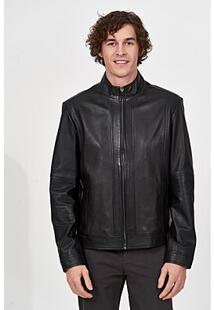 Куртка из натуральной кожи Al Franco 369536