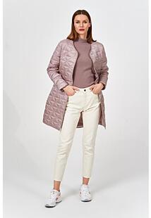 Удлиненная куртка на синтепоне Снежная Королева collection 369299
