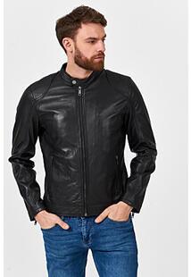 Куртка из натуральной кожи Urban Fashion for Men 366431