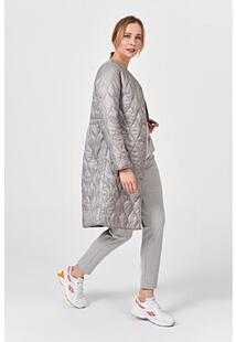 Удлиненная стеганая куртка No name 368002