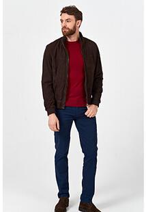 Замшевая куртка Jorg Weber 368441