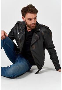 Косуха из натуральной кожи Urban Fashion for Men 365494