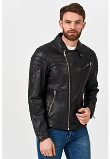 Косуха из натуральной кожи Urban Fashion for Men 365495