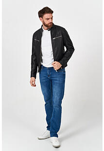 Куртка из натуральной кожи Urban Fashion for Men 365492