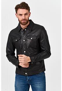 Куртка из натуральной кожи Urban Fashion for Men 365491