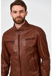Куртка из натуральной кожи Jorg Weber 365485