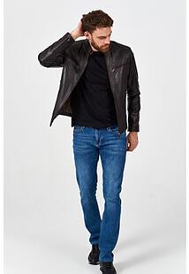 Куртка из натуральной кожи Jorg Weber 365486