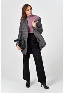 Удлиненная стеганая куртка No name 366079