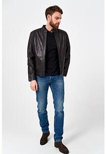 Куртка из натуральной кожи Jorg Weber 365470