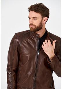 Куртка из натуральной кожи Jorg Weber 365471