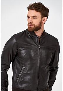 Бомбер из натуральной кожи Urban Fashion for Men 365463