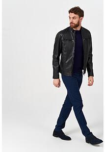 Куртка из натуральной кожи Urban Fashion for Men 365452