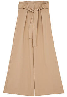 Широкие брюки с поясом Снежная Королева collection 370217