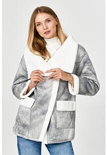 Шуба из овечьей шерсти Virtuale Fur Collection 364332