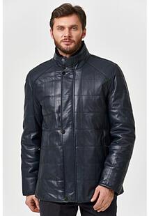 Кожаная куртка с подкладкой из овчины Jorg Weber 363184