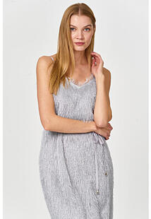 Коктейльное платье Снежная Королева 361462