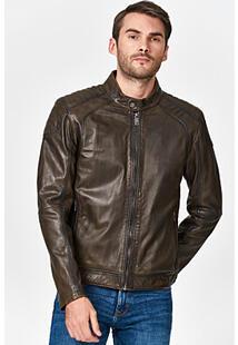 Куртка из натуральной кожи Jorg Weber 351816