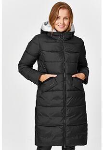Удлиненная стеганая куртка с капюшоном Neohit 354168