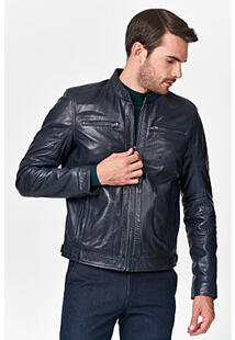 Утепленная кожаная куртка Urban Fashion for Men 351815