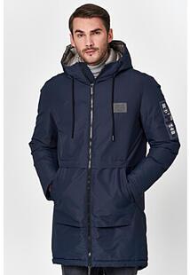Утепленная куртка с капюшоном Urban Fashion for Men 350397