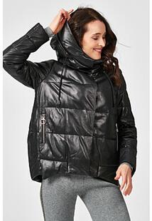 Утепленная кожаная куртка Vericci 348953