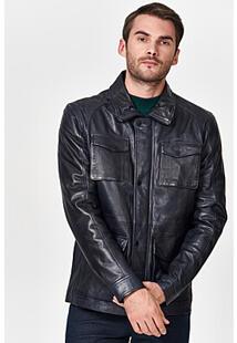 Куртка из натуральной кожи Urban Fashion for Men 345444