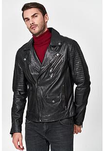Косуха из натуральной кожи Urban Fashion for Men 345456