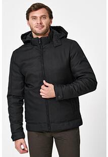 Утепленная куртка с капюшоном Jorg Weber 342661