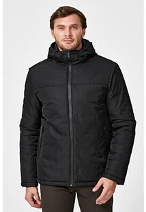 Утепленная куртка с капюшоном Jorg Weber 342659