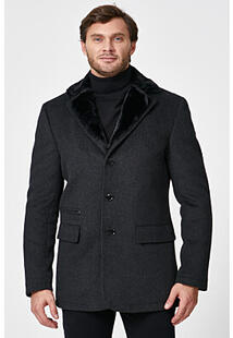 Утепленное пальто Al Franco 342715