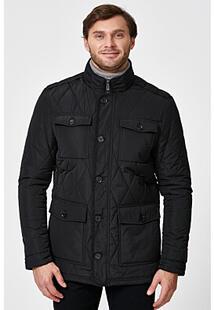Утепленная куртка с отделкой Jorg Weber 342660