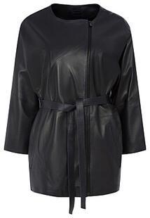 Куртка из натуральной кожи La Reine Blanche 338696