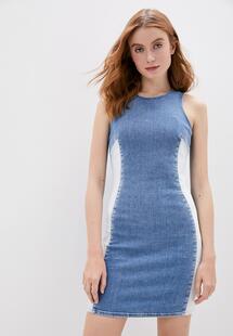 Платье джинсовое Calvin Klein CA939EWHYQP9INS