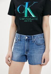 Шорты джинсовые Calvin Klein CA939EWHYRB2JE270