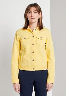Куртка джинсовая Tom Tailor TO172EWHQOR2INXS
